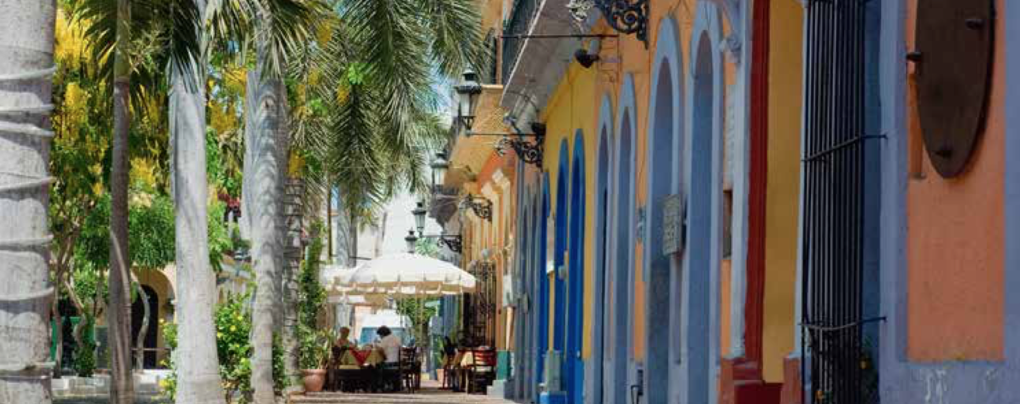 Mazatlan Town